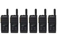 Motorola SL2600 UHF 6-pack