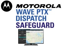 Motorola WAVE PTX SafeGuard Dispatch Licentie image