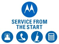 Motorola Service from the Start image