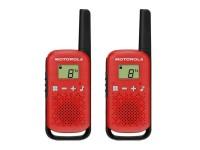 Motorola Talkabout T42 Red