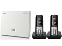 Gigaset N510 IP Pro + 2 x Gigaset S510H handset image