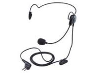 Lichtgewicht headset 00168 voor Motorola XTNi en XT420/460 portofoons image