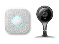 Nest Protect + Nest Cam image
