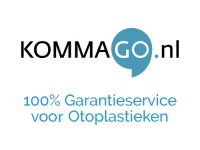 100% Garantie voor Otoplastieken image