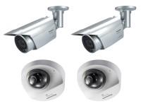 Panasonic Camerapakket CCTV image