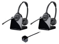 Plantronics CS520 Duo Trainingsset