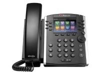 Polycom VVX 410 VoiP telefoon image