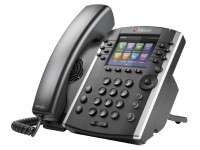 Polycom VVX 401 VoIP telefoon image