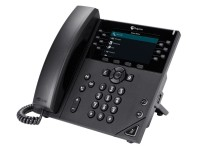 Polycom VVX 450 VoIP Telefoon image