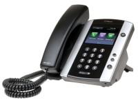 Polycom VVX 501 VoIP Telefoon image