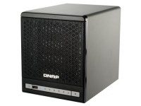 QNAP TS-409 Pro, 4-bay 3.5 SATA, NAS Server with Windows AD Service Support, FS for Windows