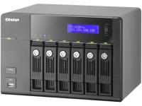 QNAP TS-639 Pro 6-bay 3.5 SATA Turbo NAS with iSCSI Target Service, 2x Gigabit LAN