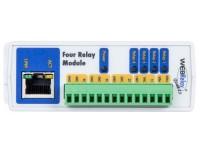 Robin IP-Quad Webrelais (PoE)