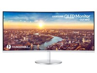 Samsung CJ79 Curved QLED Monitor image