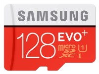 Samsung EVO+ MicroSD 128GB image