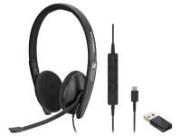 Sennheiser SC 160 Stereo USB-C Headset image
