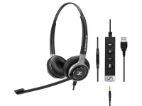 Sennheiser SC 665 USB duo headset