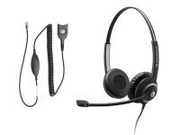Sennheiser SC 260 duo headset