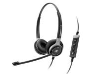 demo - Sennheiser Century SC 660 USB duo headset image