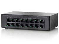 Cisco SF100D-16HP PoE Switch image