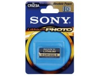 Sony CR123AB1A Camera Batterij image
