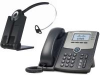 Cisco SPA504G VoIP telefoon image