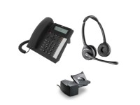 Tiptel 1020 + Plantronics CS520