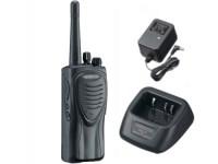 Kenwood TK 3302 UHF portofoon met Lithium Ion accu incl. lader