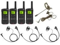 Motorola T60 paardrij pakket image