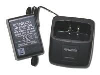 Enkele lader tbv Kenwood Funkey UBZ-LJ8 portofoon image