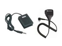 Motorola voetpedaal met aansluiting voor DP1400 digitale portofoons  image