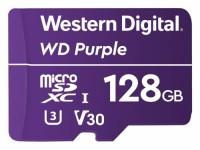 Western Digital Purple MicroSD 128 GB image