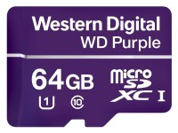 Western Digital Purple MicroSD 64 GB image