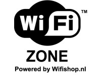 Wifizone outdoor sticker