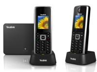 YeaLink W52P IP DECT met 2 handsets image