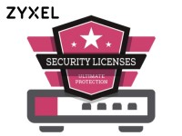 ZyXel 1 YR Content Filtering/Anti-Spam/Kaspersky Anti-Virus/IDP License for USG60