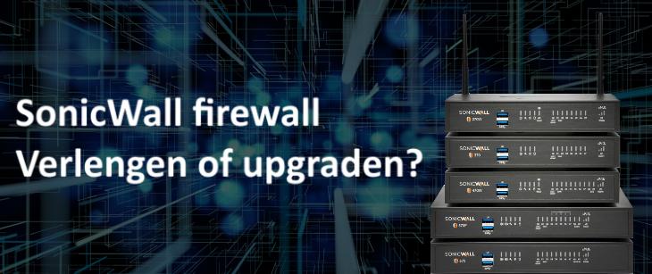 SonicWall firewall generatie 7