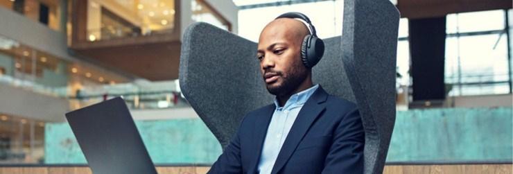 Headsets voor hybride werken