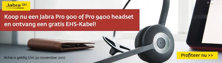 Jabra Pro 900 en 9400 actie