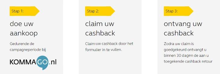 Jabra Cashback Actie