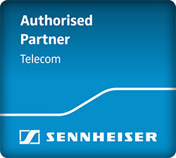 Logo Sennheiser Authorised Partner