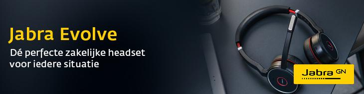 Jabra Evolve banner