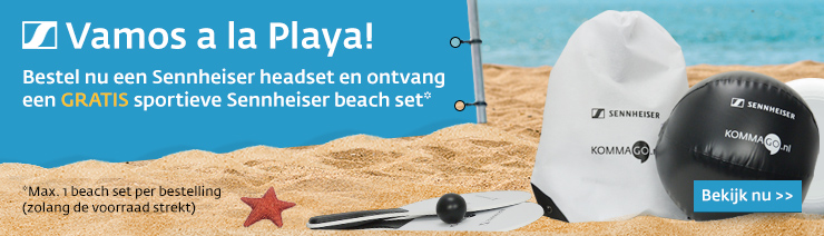 Sennheiser Beach Set