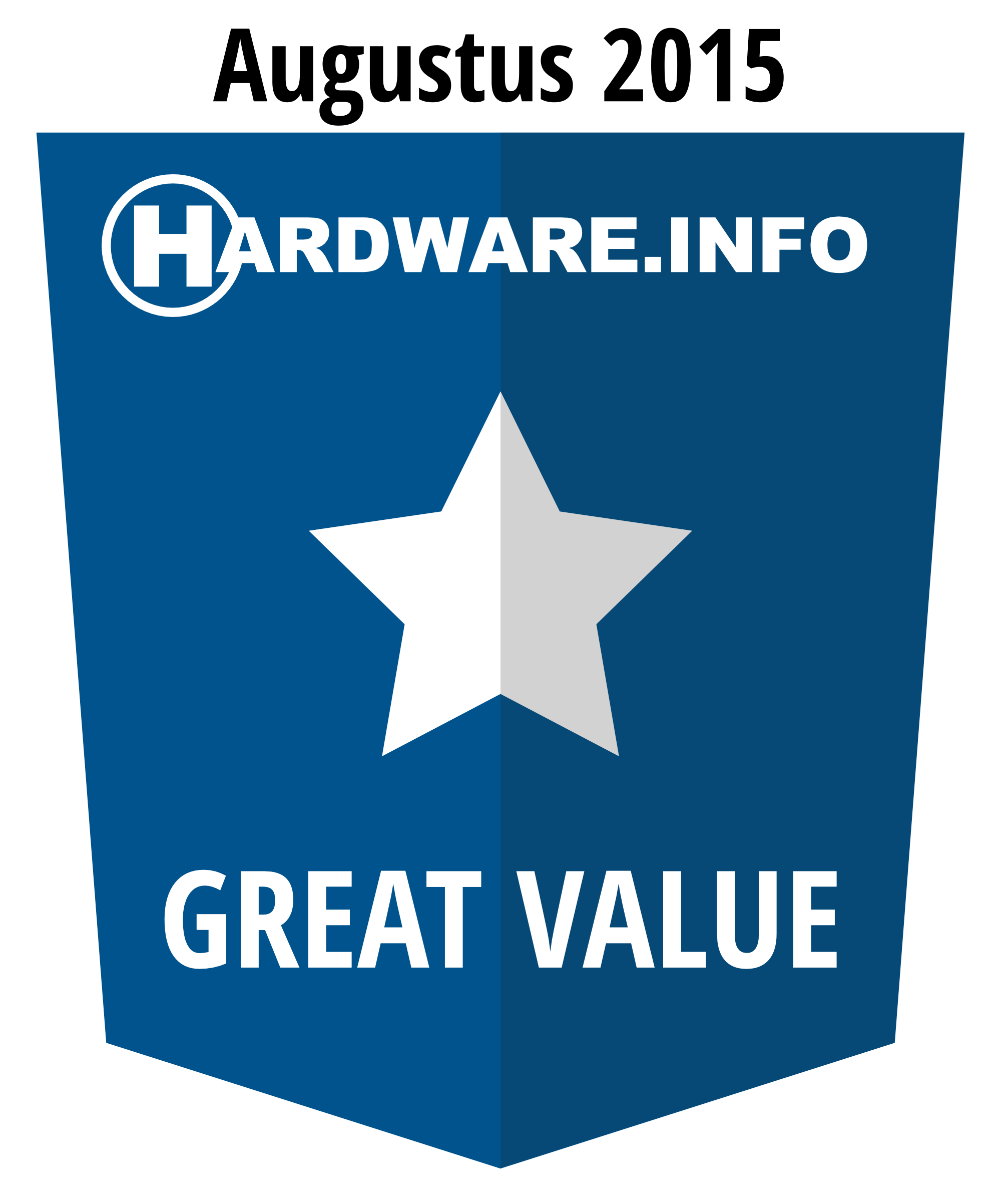 Great Value award