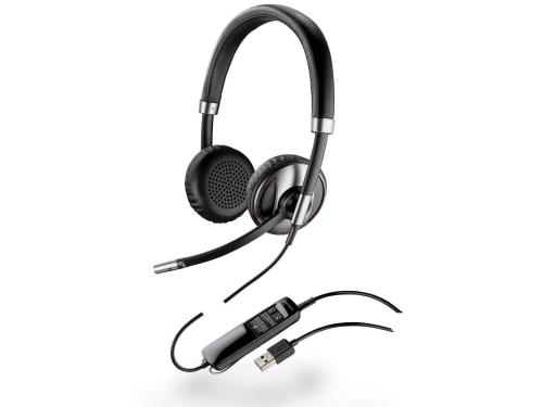 USB headset Plantronics
