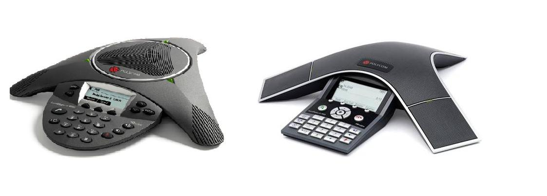 Polycom SoundStation IP 6000 en IP 7000