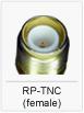 RP-TNC female