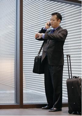 Videoconferencing, effectiever dan reizen!