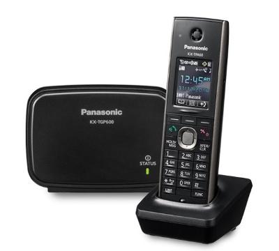 Afbeeldingsresultaat voor Panasonic KX-TGP600CEB SIP Basisstation + handset