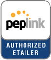 Peplink authorized etailer